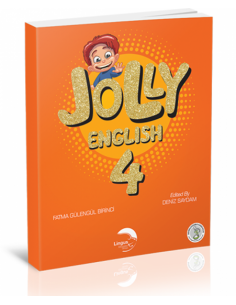 Lingus Education Group Jolly English 4