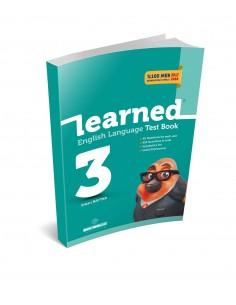 Borealıs Yayıncılık Learned 3.Sınıf İngilizce Soru Bankası