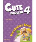 Birkent Yayınları Cute English Vocabulary Book 4 2017