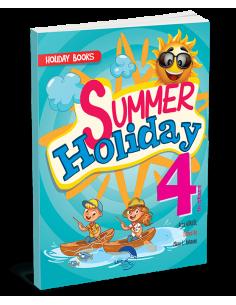 Lingus Education Group Summer Holiday 4th Grade