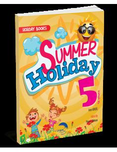 Lingus Education Group Summer Holiday 5th Grade
