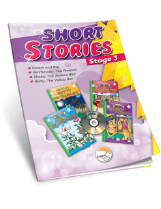 Lingus Education Group Short Stories Stage-3