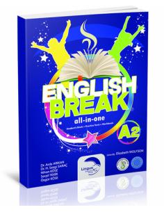 Gündüz Yayınları Lingus English Break A2 all-in-one