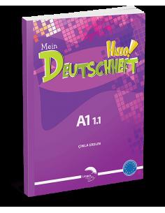 Lingus Education Group Hallo Deutschheft A1 1.1