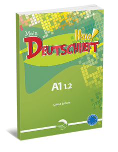 Lingus Education Group Hallo Deutschheft A1 1.2