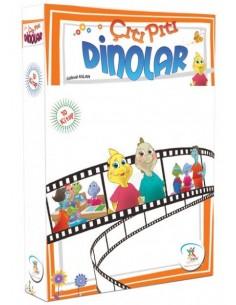 5 Renk Yayınları Çıtı Pıtı Dinolar