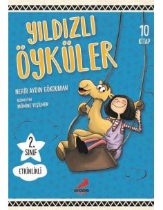 Erdem Yayınları Yıldızlı Öyküler Serisi (10 Kitap)