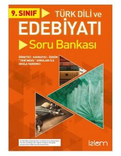 İzlem Yayınları 9. Sınıf Türk Dili ve Edebiyatı Soru Bankası