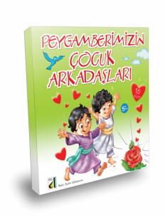 Damla Yayınları Peygamberimizin Çocuk Arkadaşları