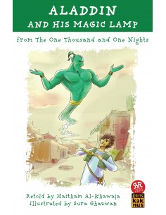 Kaknüs Yayınları Aladdin And His Magic Lamp