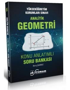 Ekstremum Yayınları YKS Analitik Geometri Soru Bankası