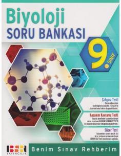 BSR Yayıncılık 9. Sınıf Biyoloji Soru Bankası
