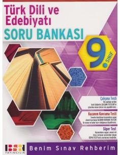 BSR Yayıncılık 9. Sınıf Türk Dili ve Edebiyatı Soru Bankası