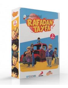 Erdem Yayınları Rafadan Tayfa Hikaye Seti (5 Kitap)