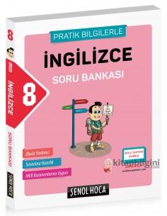 Şenol Hoca Yayınları 8.Sınıf TEOG İngilizce Soru Bankası