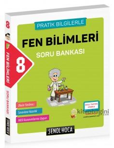 Şenol Hoca Yayınları 8.Sınıf TEOG Fen Bilimleri Soru Bankası