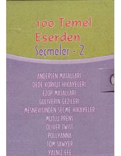 Parıltı Yayınları 100 Temel Eserden Seçmeler - 2 (10 Kitap)