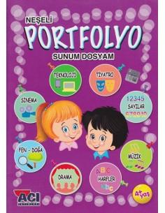 Açı Yayınları Neşeli Portfolyo Sunum Dosyam (+4 Yaş)