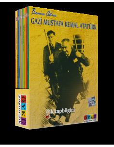 Öykü Yayıncılık Benim Adım Gazi Mustafa Kemal Atatürk Dizisi (10 Kitap)