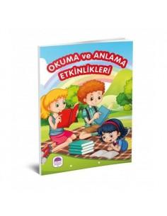 Mor Şemsiye Yayınları Okuma ve Anlama Etkinlikleri (1. ve 2. Sınıf)