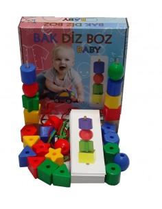 Yuka Kids Bak Diz Boz Baby