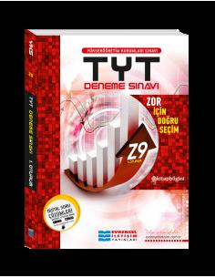 Evrensel İletişim YKS TYT Z9 İleri Seviye Çözümlü Deneme Sınavı