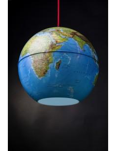 Globe Light Sarkıt Fiziki Küre (26 cm) - Gürbüz Yayınları
