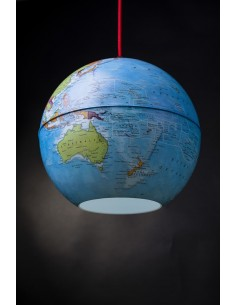 Globe Light Sarkıt Siyasi Küre (26 cm) - Gürbüz Yayınları