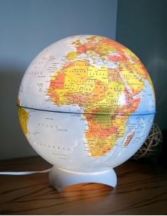 Globe Light Abajur Fiziki Küre (26 cm) - Gürbüz Yayınları
