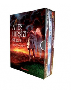 Tudem Yayınları Ateş Hırsızı Serisi (3 Kitap)