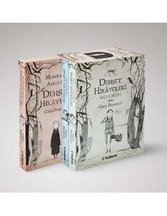 Tudem Yayınları Dehşet Hikayeleri Üçlemesi (3 Kitap)