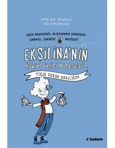 Tudem Yayınları Ekşilina'nın Hayret Verici Maceraları (3 Kitap)