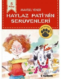 Tudem Yayınları Haylaz Pati'nin Serüvenleri (5 Kitap)