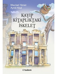 Tudem Yayınları Kayıp Kitaplıktaki İskelet Serisi (3 Kitap)