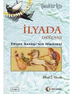 Odtü Yayınları 6. Ve 7. Sınıf Çocuklar için Ilyada Destanı