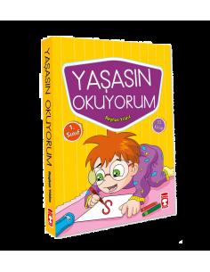 More about Timaş Yayınları Yaşasın Okuyorum Hikaye Seti (10 Kitap)