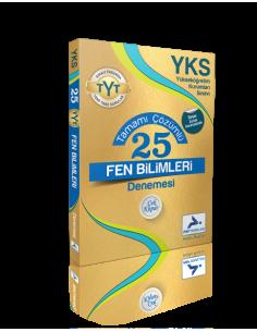 More about Paraf Yayınları TYT Çözümlü 25 Fen Bilimleri Denemesi