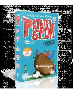Nesil Çocuk Yayınları Patates Spor Macera Devam Ediyor 5 Kitap