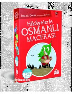 Nesil Çocuk Yayınları Hikayelerle Osmanlı Macerası