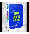 Zihin Çatlatan 100 Akıl Oyunu Seti (5 Kitap) - Nesil Yayınları