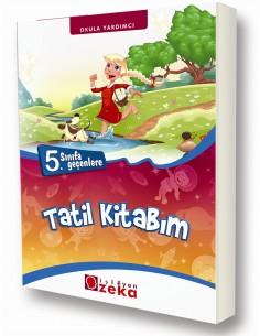 İşleyen Zeka Yayınları 4.Sınıf Tatil Kitabı