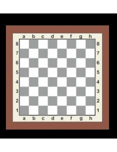Duvara Monte Manyetik Satranç Tahtası (80 x 80) - ANT 150