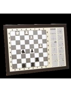 Duvara Monte Manyetik Eğitimli Satranç Tahtası (80 x 110) - ANT 151