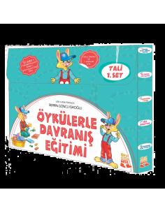Nesil Çocuk Yayınları Öykülerle Davranış Eğitimi (Tali 1.Set)