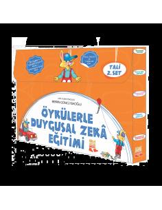 Nesil Çocuk Yayınları Öykülerle Duygusal Zeka Eğitimi (Tali 2.Set)