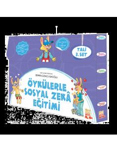 Nesil Çocuk Yayınları Öykülerle Duygusal Zeka Eğitimi (Tali 3.Set)