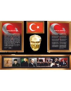 Atatürk Köşesi Seti - ANT