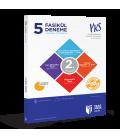 Teas Press YKS 2. Oturum AYT Tamamı Çözümlü 5 Fasikül Deneme