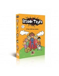 Nesil Yayınları Efsane Tayfa Serisi (5 Kitap)