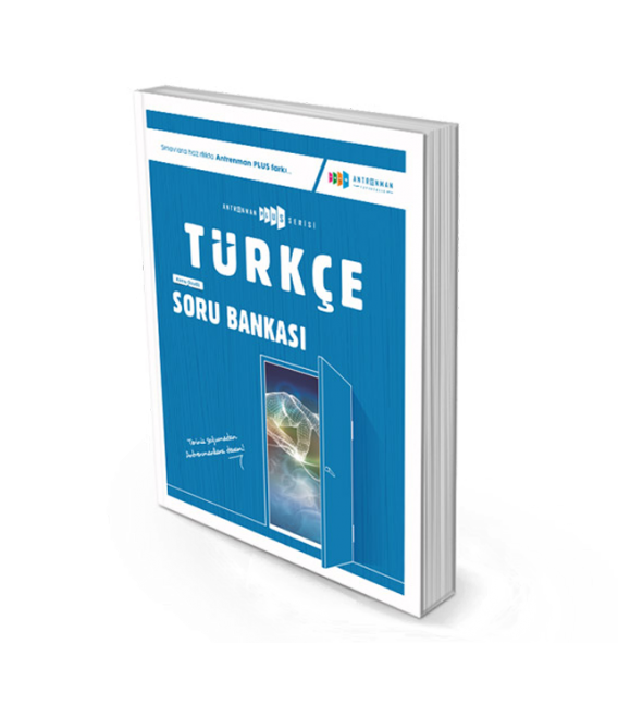 Antrenman Plus YGS Türkçe Konu Özetli Soru Bankası
